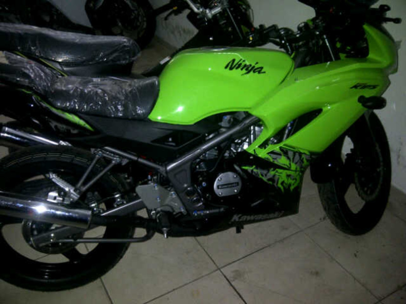 Kawasaki Ninja 150 Rr Se New 2014 | NEW KAWASAKI - Holiday and View ...