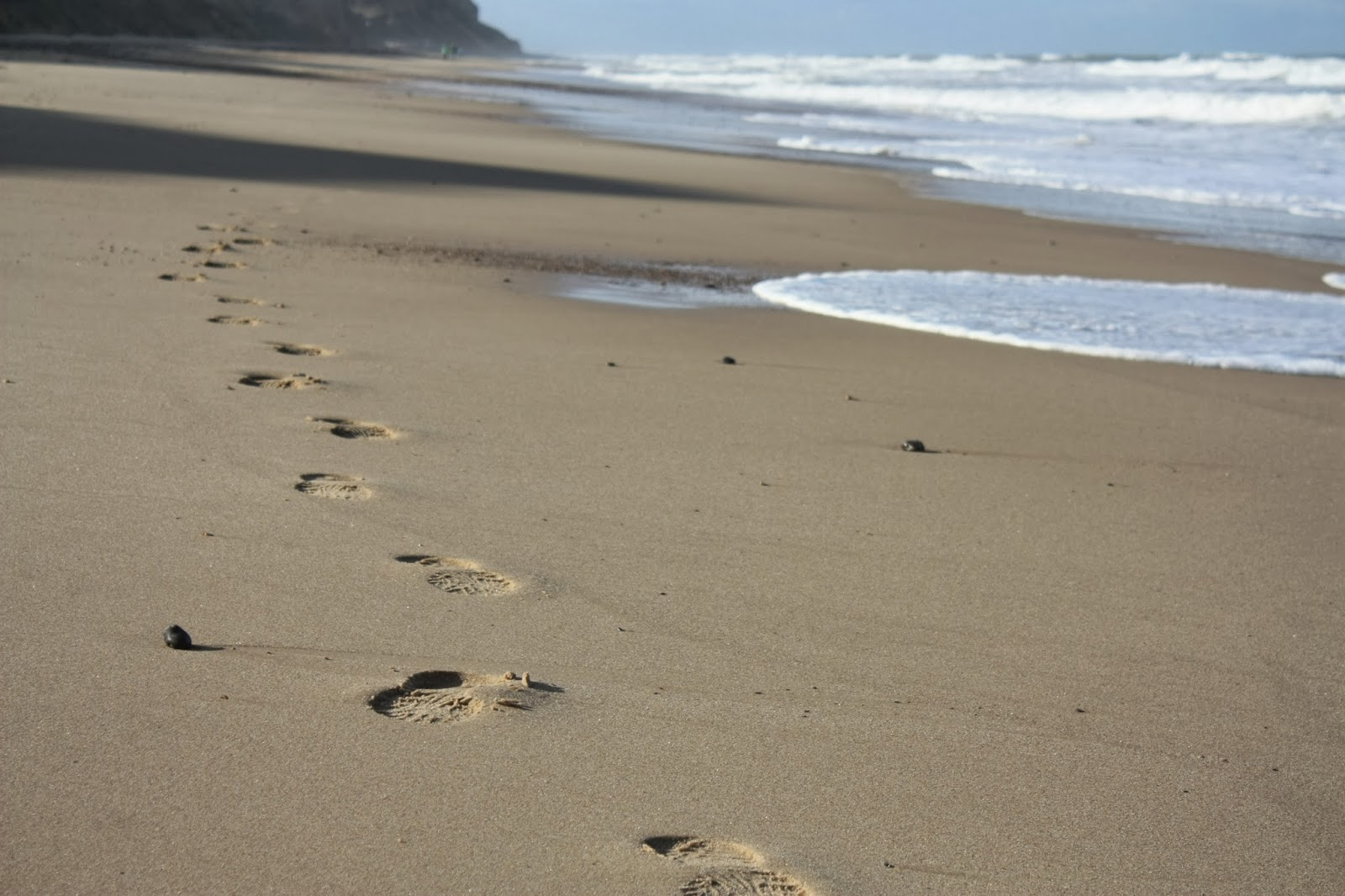 correr orilla mar playa running