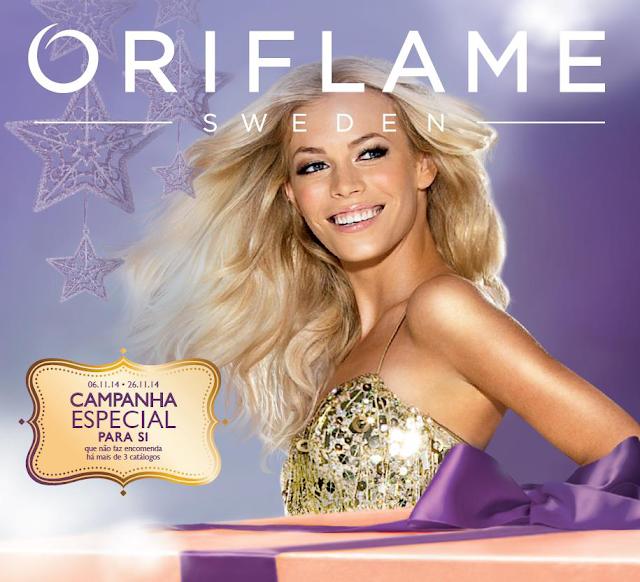 Campanha de Reativação do Catálogo 16 de 2014 da Oriflame