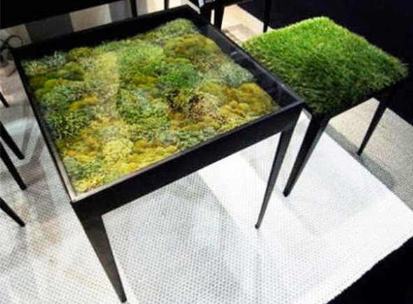 Mesas Ecologicas, Ideas Naturales para Muebles