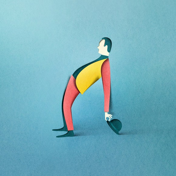 "Eiko Ojala is an illustrator, graphic designer and art director living in Tallinn, Estonia. His graphic design illustrations are particularly aimed towards books and magazines. Eiko has been nominated to ""Young Illustrators Award"" and has been featured on It's Nice That, iGnant, Trendland, Fubiz and Etapes."