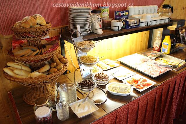 snídaně // breakfast