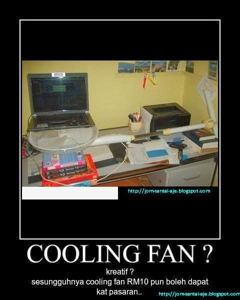 COOLING FAN ?