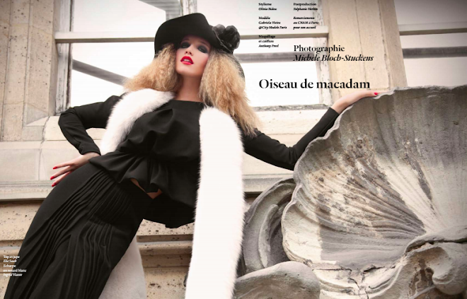Edelweiss Magazine - Photos: Michèle Bloch Stuckens