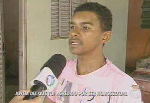 Em fevereiro deste ano, um jovem foi agredido e roubado por ser gay na cidade (Foto: Reprodução)
