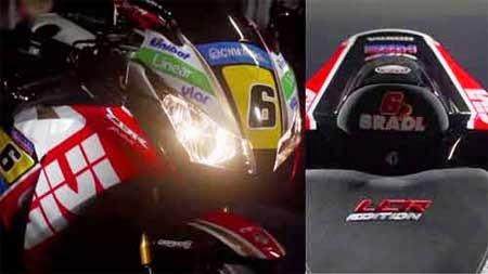 Honda CBR1000RR LCR Honda