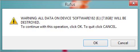 Cara Membuat USB Bootable untuk Windows XP dengan Rufus