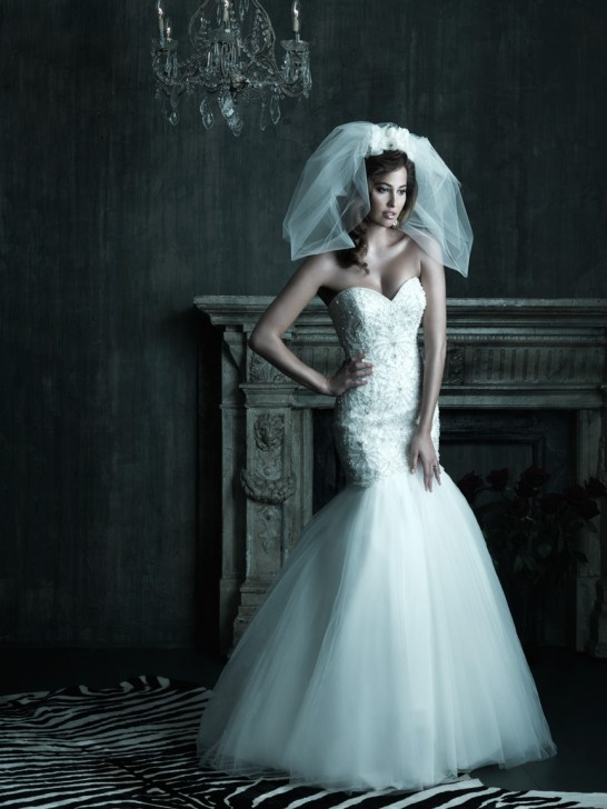 April 2012 - Beste Brautkleide