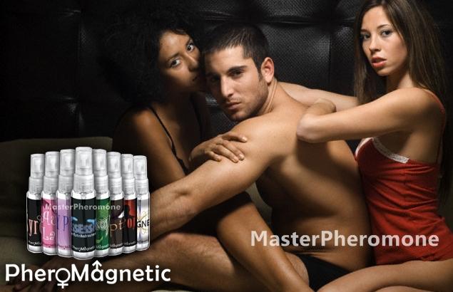 Parfum Pheromagnetic Pheromone - Parfum Pemikat Wanita