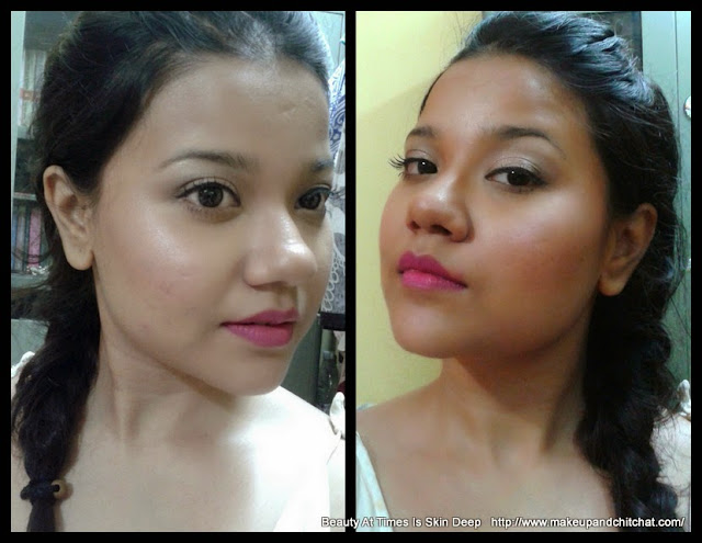 Nivedita Kolkata beauty Blogger