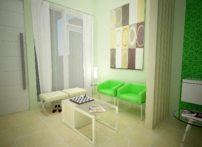 rumah minimalis modern: desain ruang tamu rumah minimalis