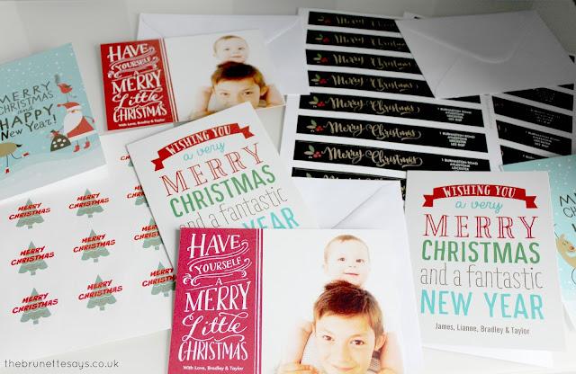 Personalised christmas cards, zazzle, christmas