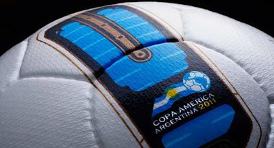 Balon Copa America 2011<br />