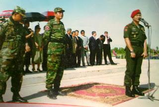 Pasukan elite Kamboja