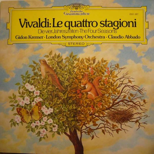 4 seasons vivaldi: