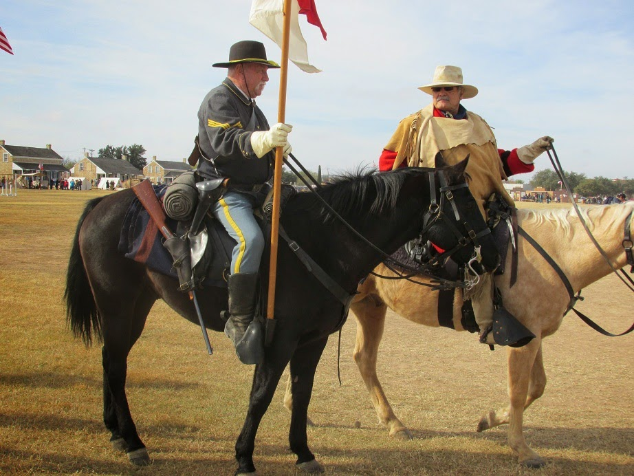 fort concho events
