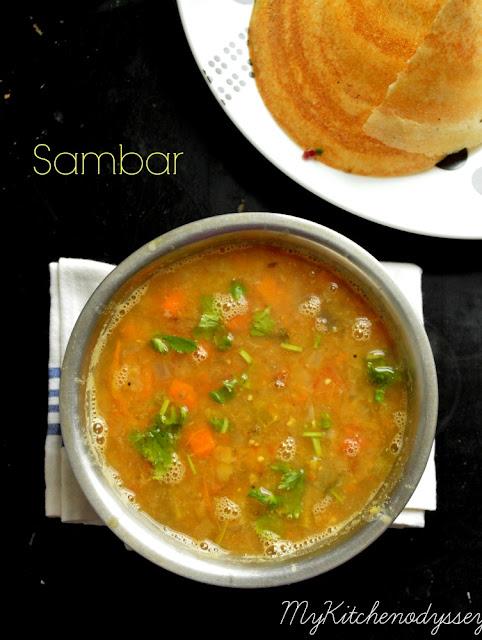 hotel sambar recipe1