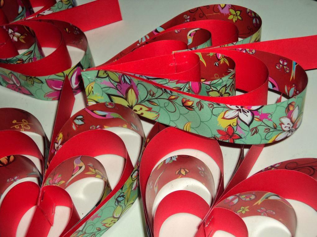San Valentín, Cumpleaños, Festejos, Papel, Tutorial de Artesania