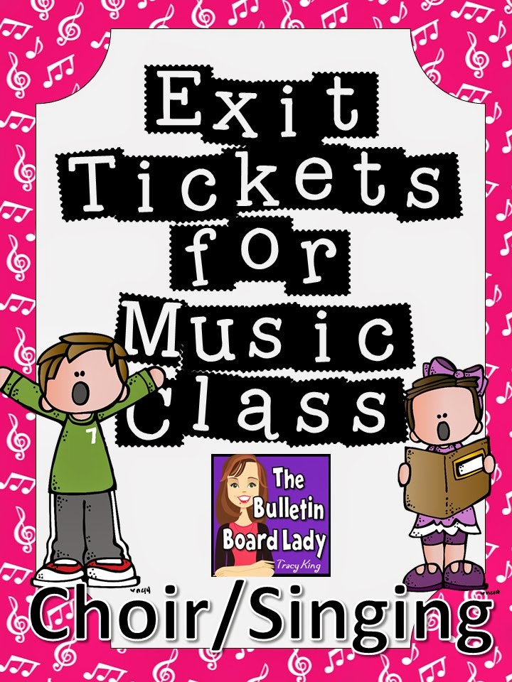 https://www.teacherspayteachers.com/Product/Singing-Choir-Exit-Tickets-for-Formative-Assessment-in-Music-Class-1467545