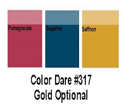 Color Dare #317 - Closes Thur Nov 15th