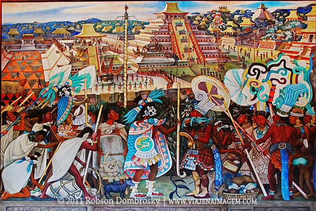 murais de Diego Rivera