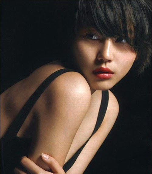 The most beautiful Japanese women today