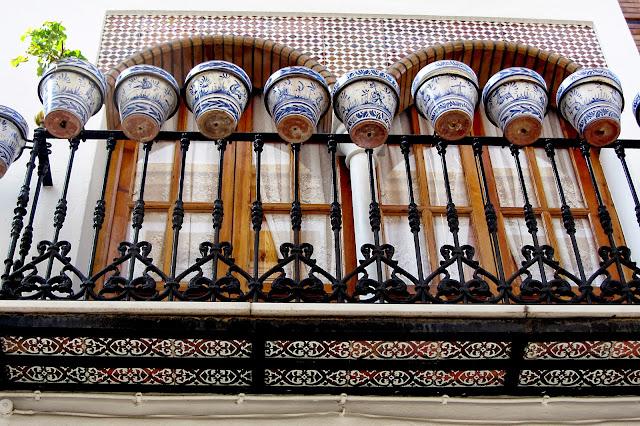 balcones de triana