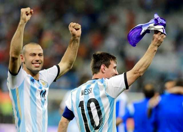 Brasil 2014: Argentina venció a Holanda y ahora va por la gloria!