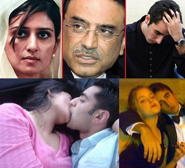 Hina Rabbani Khar And Bilawal Bhutto Hot Pictures Hina Rabbani Khar Marr...