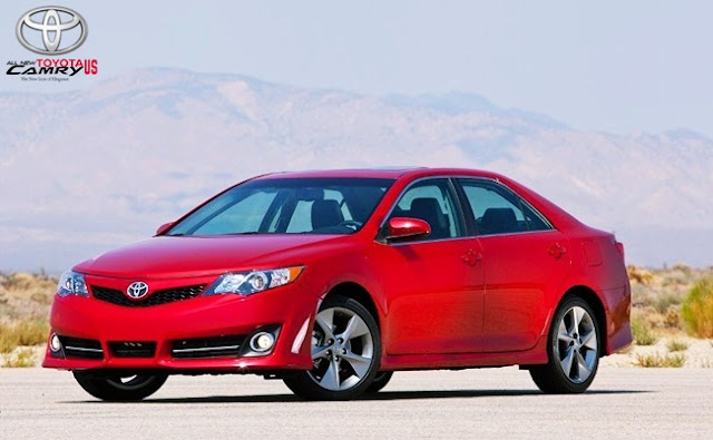 2012 Toyota Camry LE Review