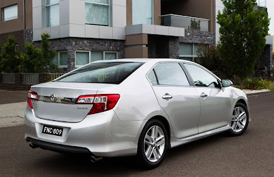 COLOUR: The New Next Generation Toyota Corolla Altis 2014 - Leaked