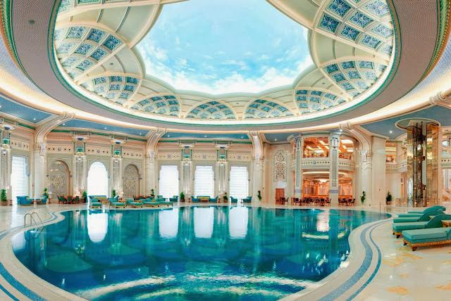 Passion for luxury the ritz carlton riyadh saudi arabia - Hotels in riyadh with swimming pools ...
