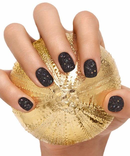 belugaria essie vernis ongles nail polish encrusted treasures 2014
