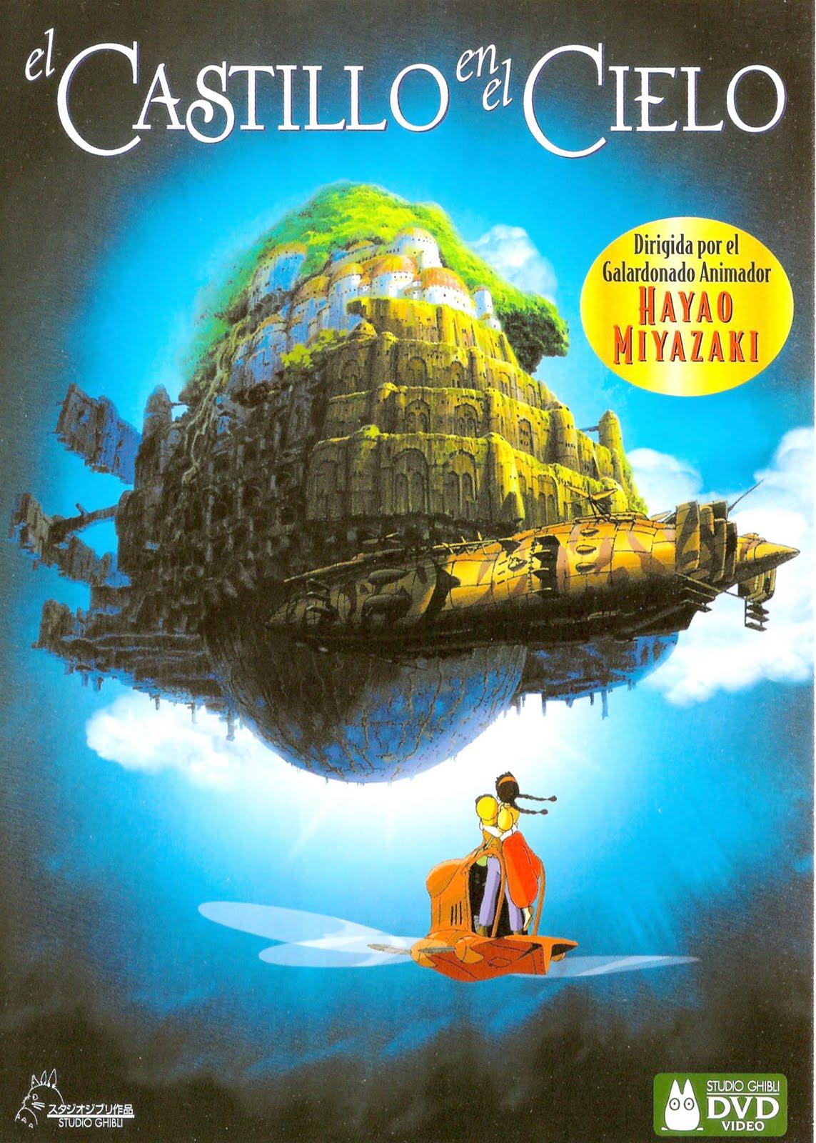 El castillo en el cielo [Película Anime] El%2BCastillo%2BEn%2BEl%2BCielo