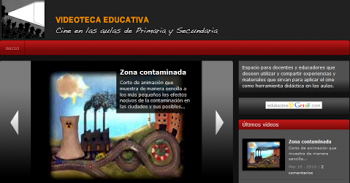 VIDEOTECA EDUCATIVA