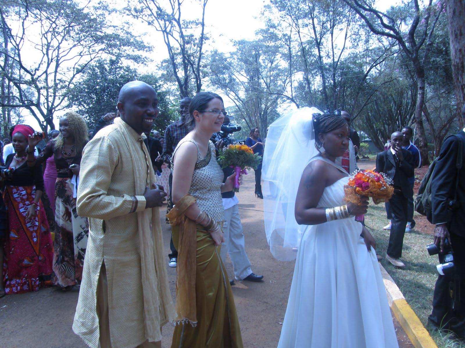 Gospel DJ Soxxy wed his longtime girlfriend Anne Wanjiku Waichigo on