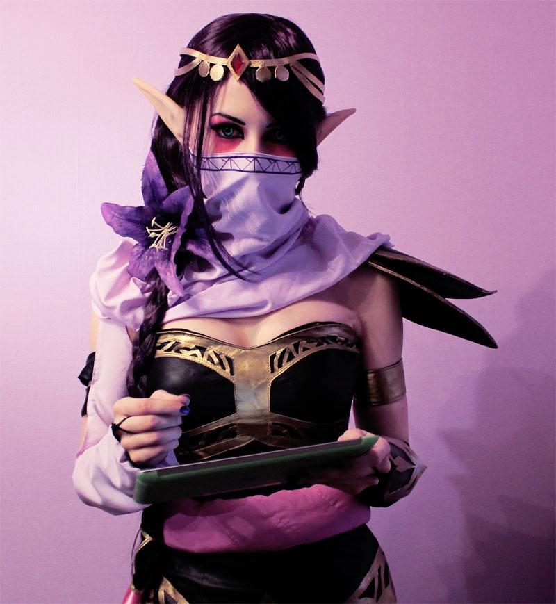 lanaya dota 2 cosplay -#main