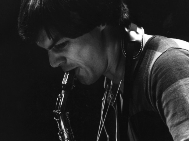 Norwegian tenor and soprano saxophonist Jan Garbarek Jazz