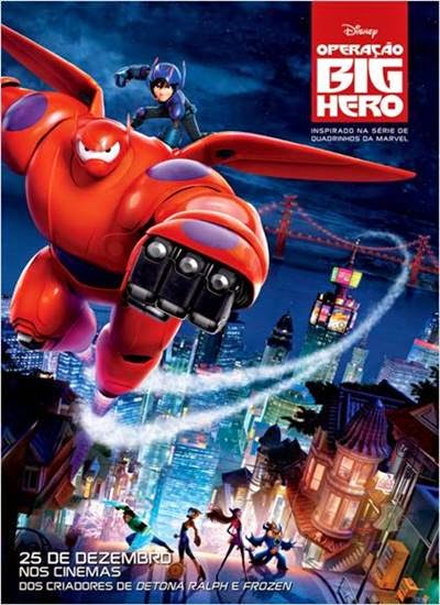 Download Operacao Big Hero 6 AVI + RMVB Dublado Torrent