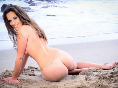 Solange Duarte Miss Fanática Record Setembro 2012