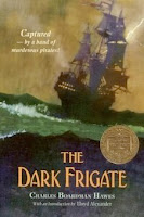 bookcover of THE DARK FRIGATE  by Charles Hawes