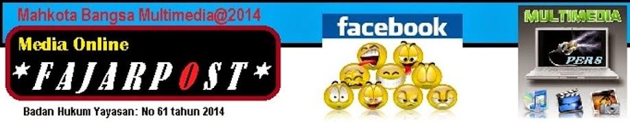 humas_fajarpost@yahoo.com with facebook
