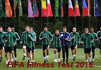 FIFA Fitness Test - Srpski