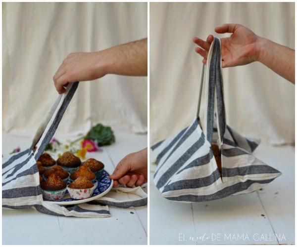 Diy como hacer una bolsa para reposter a con un pa o de for Como armar mi cocina