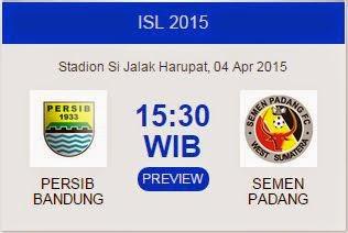 Preview  Persib vs Semen Padang
