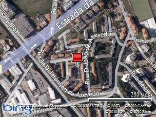 Localização geográfica do blogue