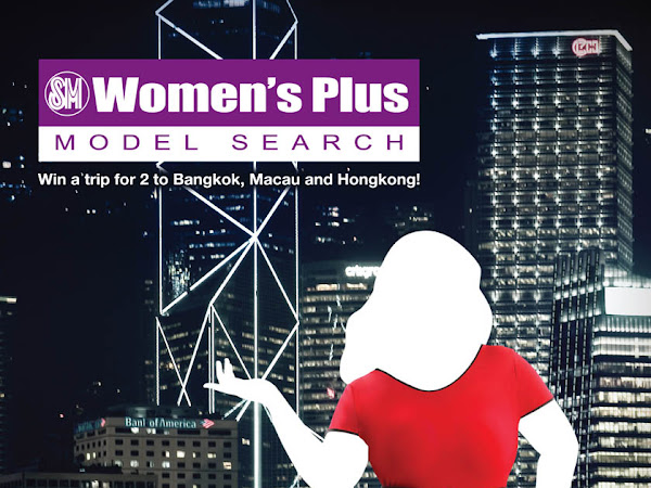 SM Department Store Women's Plus Model Search