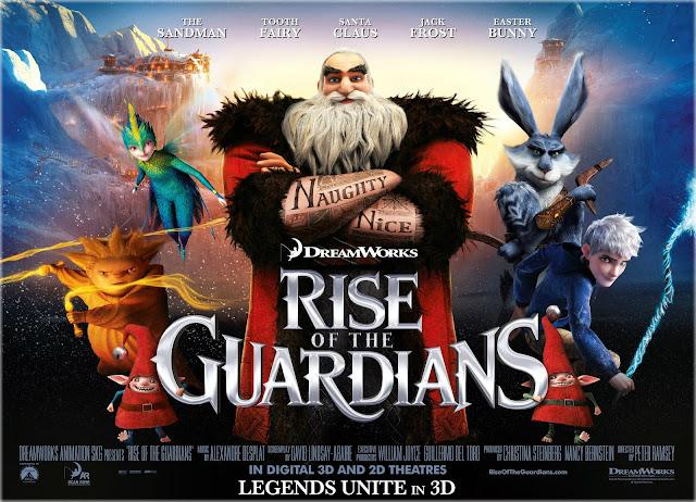 El Origen de los Guardianes - Rise of the Guardians