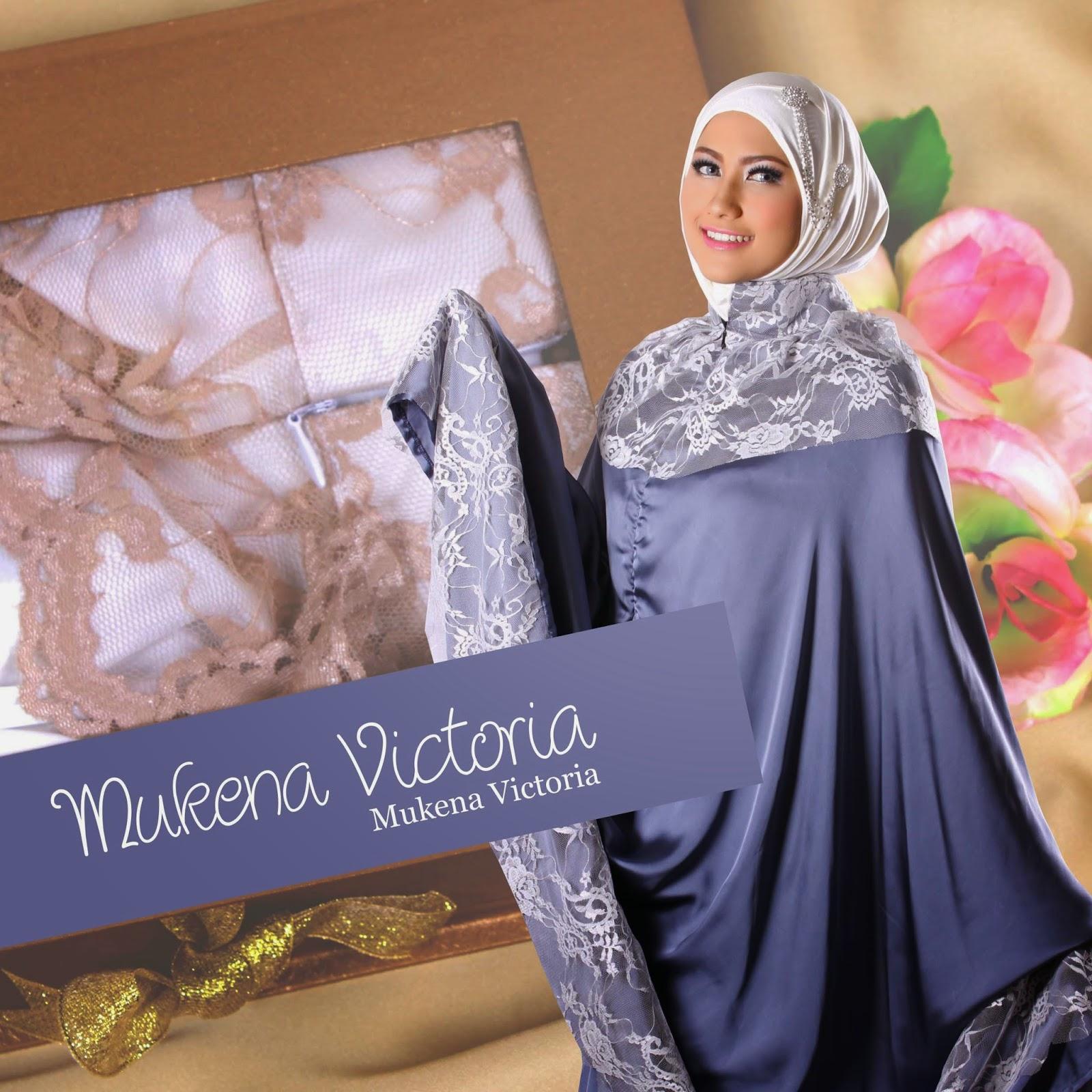 Mukena Bridal - Mukena Victoria