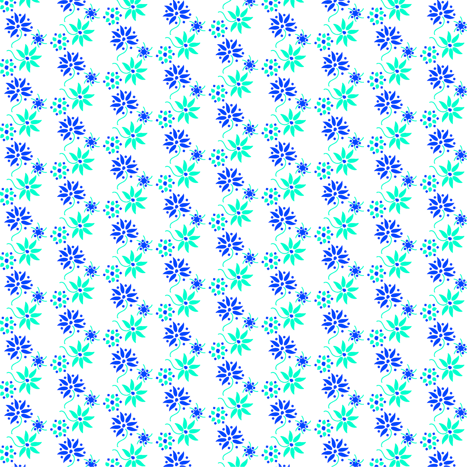 Floral Pattern - Jen Haugan Animation & Illustration